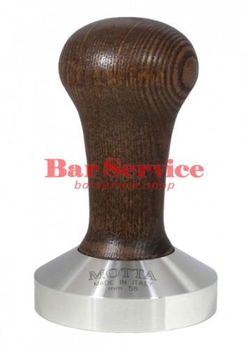 Темпер Мотта 58 мм. (выпуклый) с деревянной ручкой в Брянске