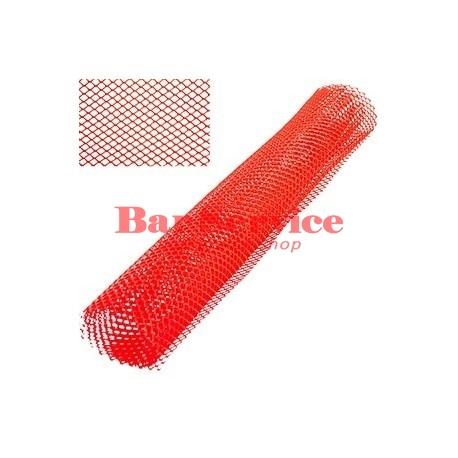 Сетка барная;  полиэтилен;  ,L=100,B=60см;  красный в Брянске