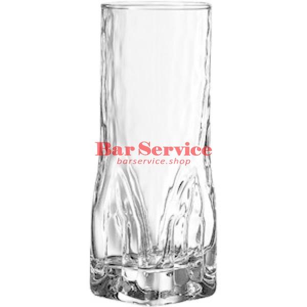 Хайбол «Кварц»; стекло; 300мл; D=58,H=154мм; прозр. в Брянске
