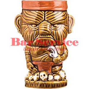 Стакан д/коктейлей «Тики» керамика; 450мл; коричнев. (01170825) в Брянске