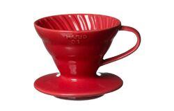 Hario VDC-02R. Воронка керамическая красная. 1-4 чашки в Брянске alternative