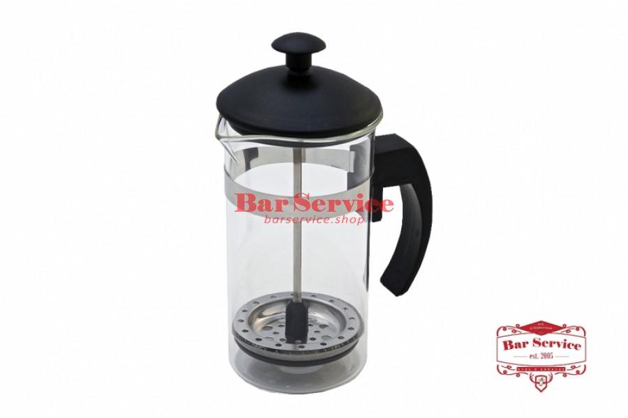 Чайник-кофейник Черный Объем: 350 мл. (френч пресс) в Брянске